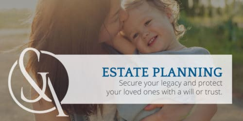 Estate Planning - Wills and Trusts