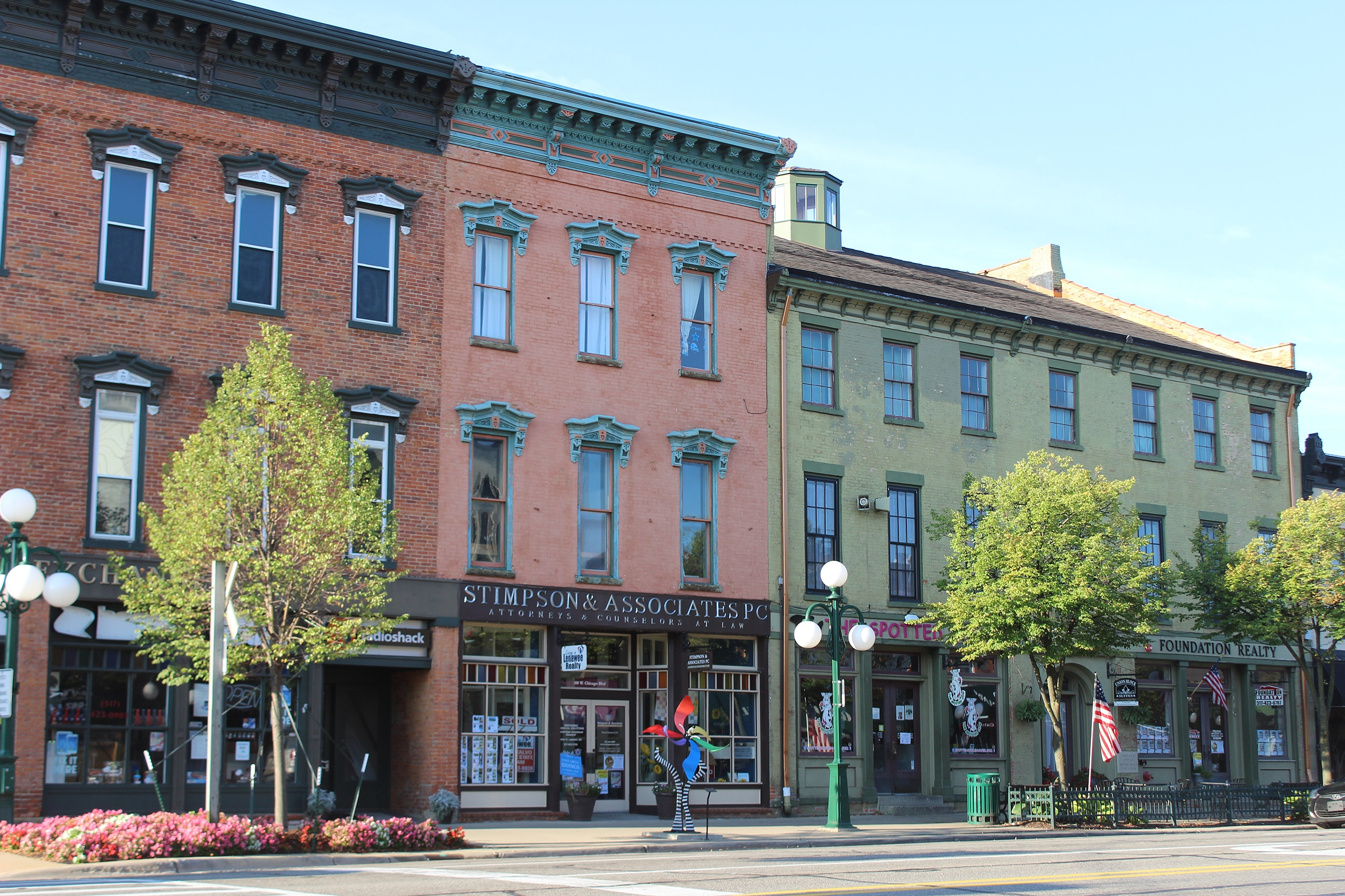 Stimpson and Associates building